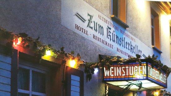 Freyburg, Germany: Altdeutsche Weinstuben