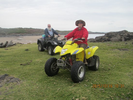 Willowvale, South Africa: Quadbike Ride