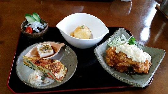 Miyakonojo, Japan: お気に入りの、ちきん南蛮❗オススメです。