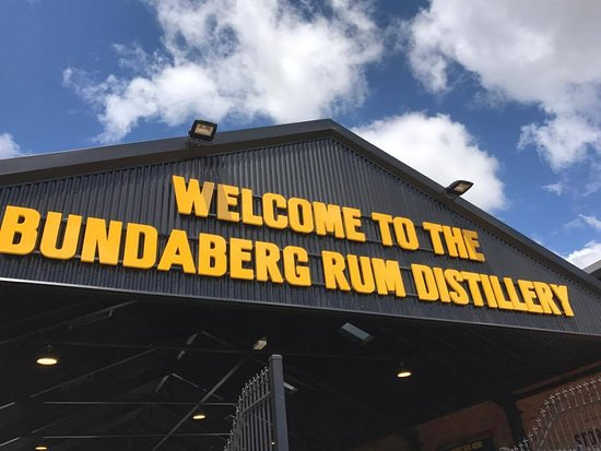 ‪‪Bundaberg‬, أستراليا: Entrance to the new Facility‬