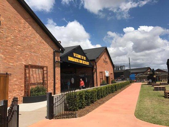 Bundaberg, Australia: Entrance