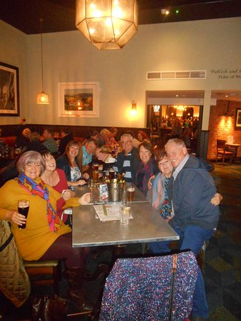 Wellington, UK: A good time was had by all :)