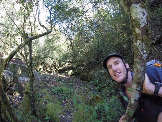 Sabie, Zuid-Afrika: Kestell - Mac Mac Falls