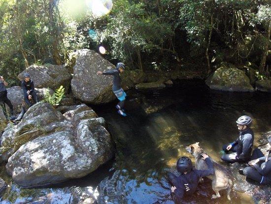 Sabie, Zuid-Afrika: Mac Mac Falls