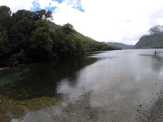 Fiordland National Park, Nueva Zelanda: Lake Gunn