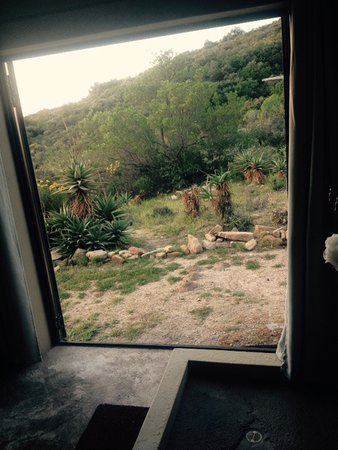Citrusdal, Zuid-Afrika: #loowithaview