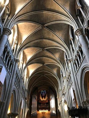 写真ローザンヌ大聖堂枚