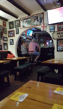 Cavern Pub Albufeira Portugal: Cavern Pub Albufeira.