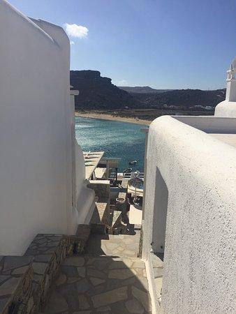 Panormos, Grécia: Excelente local, comida, vista!!!! Amamos de verdade!