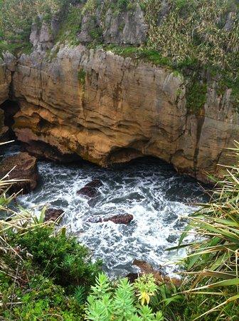 Punakaiki, Nueva Zelanda: Pancake Rocks