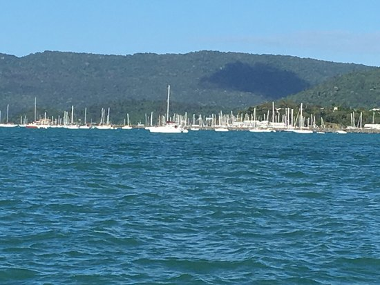 Aqua Bus Tours Airlie Beach