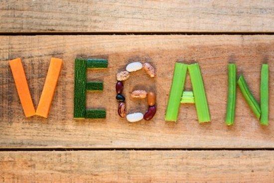 Bophut, Tailândia: More than 50 vegan recipes on the menu !