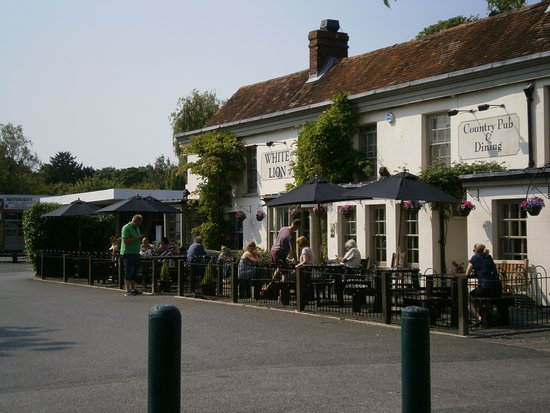 The White Lion Yateley