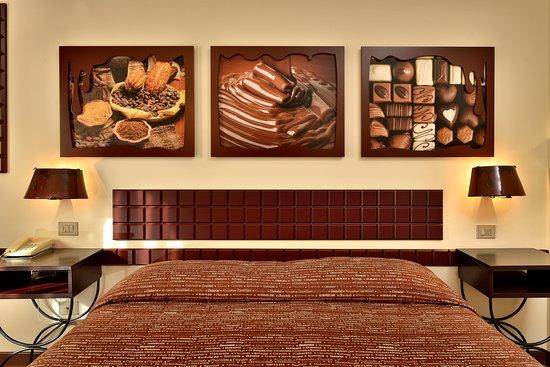 Etruscan Chocohotel: Choc Your Room, la prima camera personalizzabile!