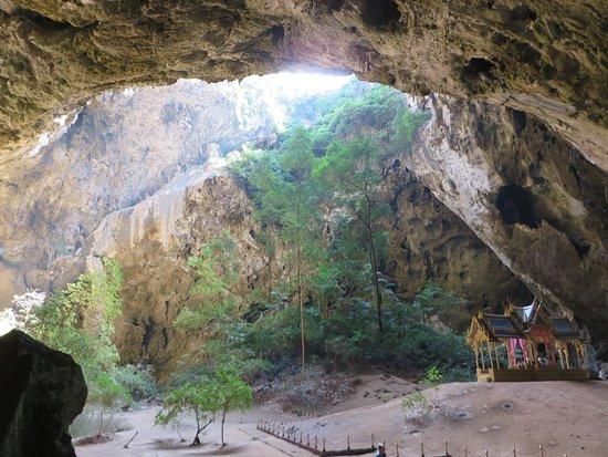 Sam Roi Yot, Thailand: Höhle
