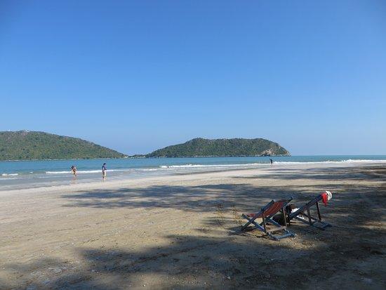 Sam Roi Yot, Thailand: Strand