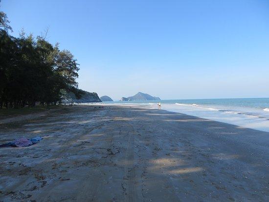 Sam Roi Yot, Tayland: Strand