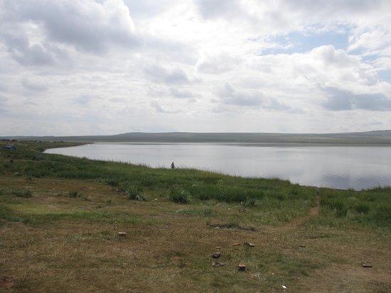 Iyus, Russland: Пустынные берега