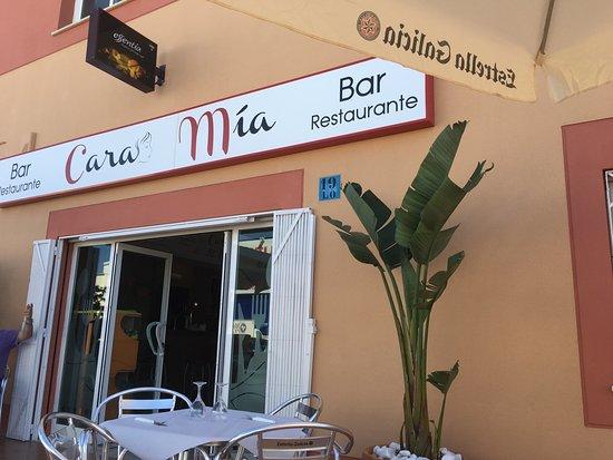 Alhaurín el Grande, Spagna: Restaurante
