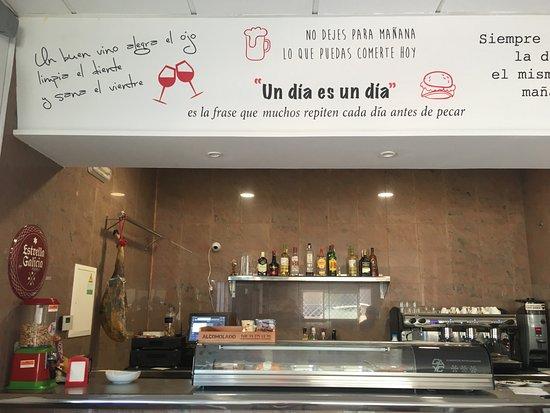 Alhaurín el Grande, Spagna: Barra