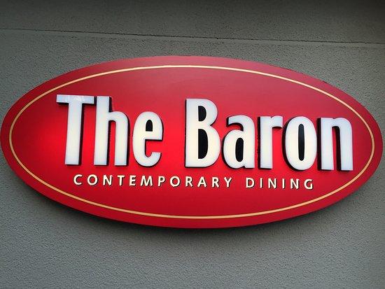 Sandton, Sydafrika: the baron
