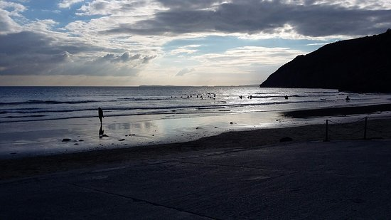 Pendine sands - October 2016