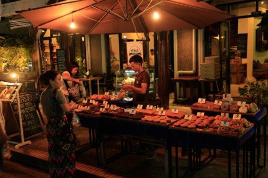 My Dream Boutique Resort: Night market treats Luang Prabang