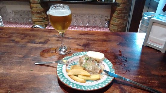 Provincia de Granada, España: Tapa de lomo