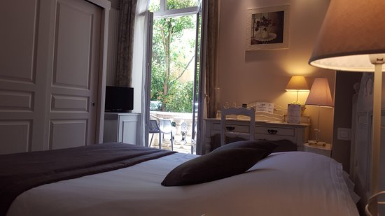 Hotel du Parc: chambre