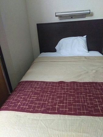 Jackson, OH: One of the two, very comfortable double beds in room