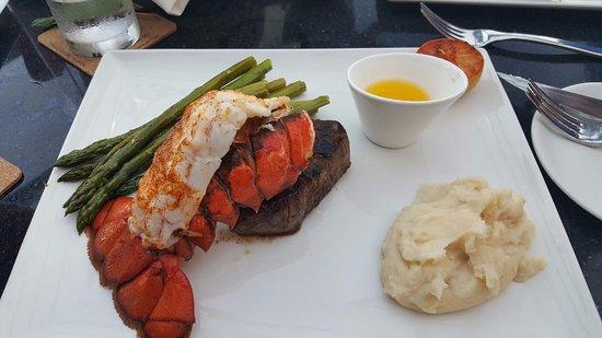 Marco Prime Steaks & Seafood: Surf & Turf