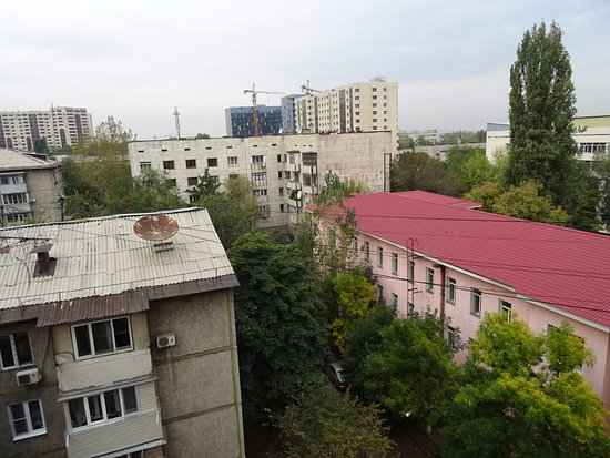 Kazzhol: View from room 640