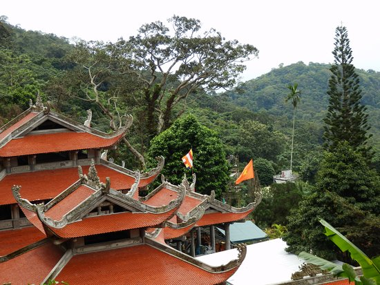 Phan Thiet, Vietnam: джунгли и крыша монастыря