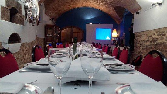 Sallent, إسبانيا: Restaurante La Sala