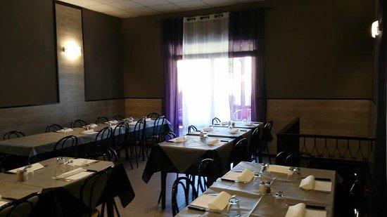 Gattico, איטליה: sala ristorante