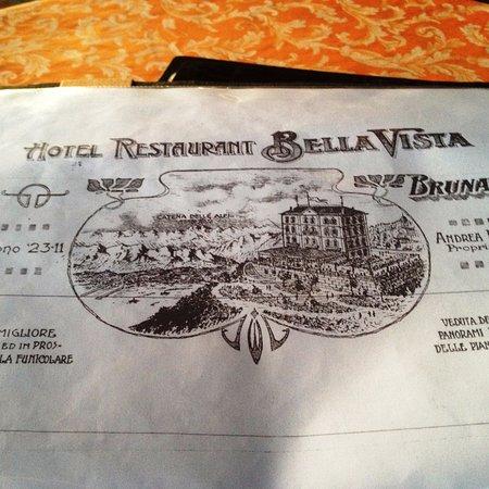 Brunate, Italia: table
