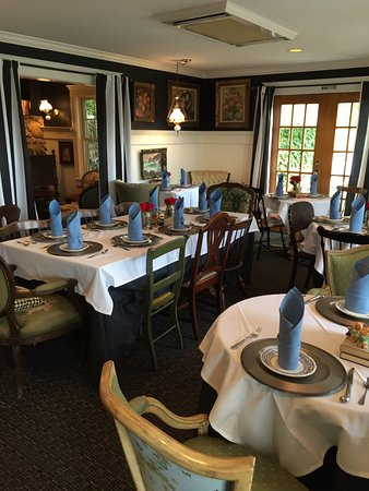 Harbor Springs, MI: Small Batch at the Cupola interior