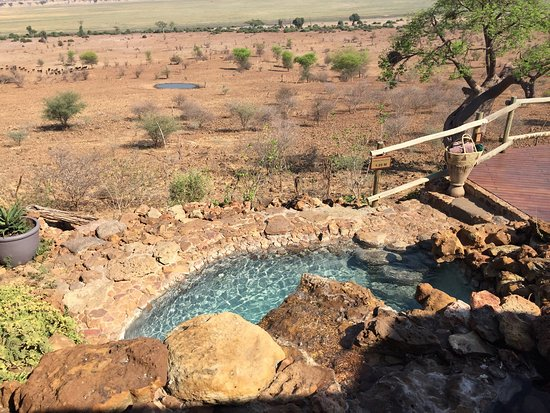 Ngoma Safari Lodge: Hands down the best safari lodge I've ever been to! The food is out of this world, the staff are