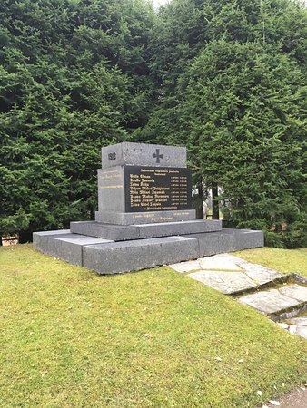 Seinajoki, Finlandia: World War 1 memorial