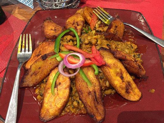 Achimota, Ghana: The Chop Bar