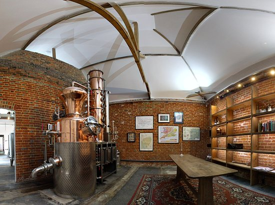 Greensand Ridge Distillery