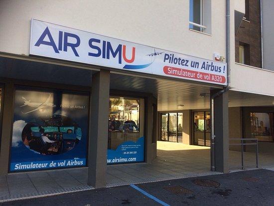 Air Simu