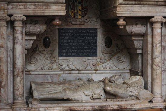 St Mary's Nantwich 131016
