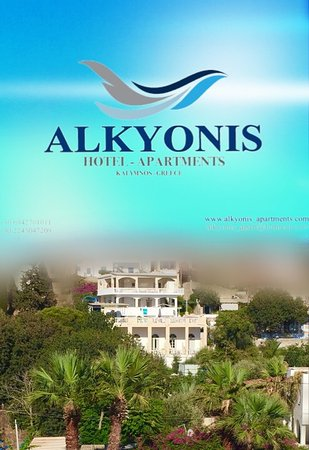 Alkyonis Apartments: hotel and Logo