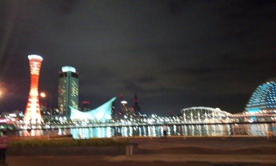 神戸市, 兵庫県, 夜景も綺麗です