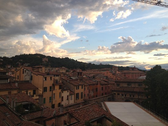 San Luca In Lontananza Picture Of Terrazza Mattuiani