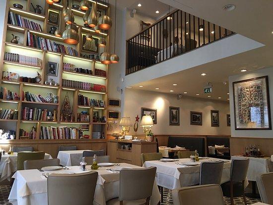 Enjoyable restaurant with Anatolian cuisine