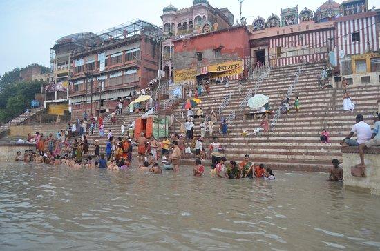 Rio Ganges - Varanasi - Foto van Western India Nature Tours - Private Day Tours, Jaipur ...