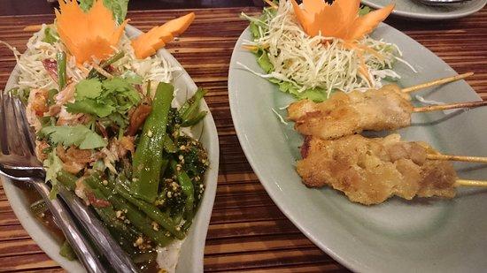 Thai Food Celadon Foto