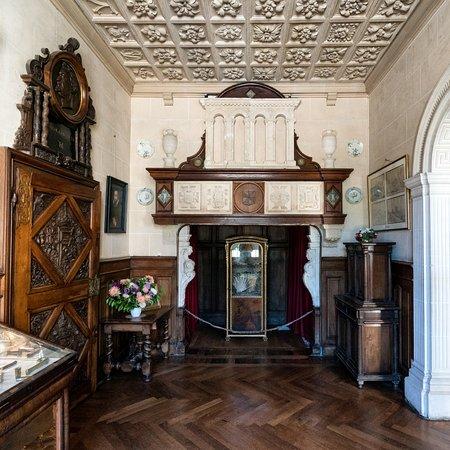 Fontenay-le-Comte, Prancis: Collections